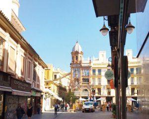 Sevilla centro セビージャ中心街