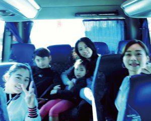 グラナダへのバス移動