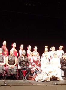 - 2012年 - 森久美子フラメンコ舞踊団大阪公演 AMATERASU